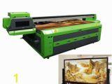Wall Mural Printer Machine China Uv Led Printer Uv Flatbed Inkjet Printer Wide format