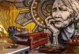 Wall Mural Printing Philippines Dakato Lee Tattoo Studio Wall Murals by Unity Murals