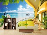 Wall Mural Removable Sticker Hoher Rabatt Print Paper Wall 876 Dolphin 3d Wall Decal Deco