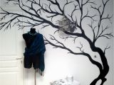 Wall Mural Stencils Tree ☾ …twilight… ☾