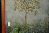 Wall Mural Stencils Tree Tree Stencil for Wall Painting Reusable Mural