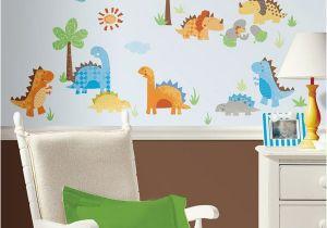 Wall Mural Stickers Australia Babysaurus Wall Stickers $24 45 Bellas Little Es