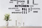 Wall Mural Stickers Singapore Decalmile Kitchen Food Quotes Wall Decals Black Wall Letters Stickers Dining Room Kitchen Wall Art Decor