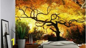 Wall Mural Tree Of Life Blossom Tree Of Life Wall Mural Self Adhesive Vinyl