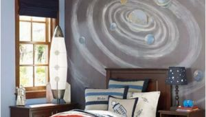 Wall Mural Tumblr Space themed Room Decor Ideas Kids toddler Teen Outer Galaxies