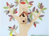 Wall Mural Tutorial Recycled Craft Ideas – Wallpaper Tree Mural Tutorial