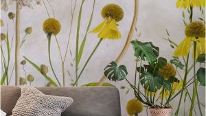 Wall Mural Wallpaper Flowers Pin On Flower Wall Murals