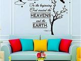 Wall Murals Bible Stories Amazon Vsgraphics Llc Wall Decals Quotes Bible Verse Psalm