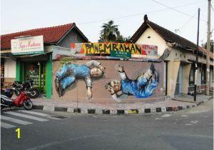 Wall Murals Brisbane Guerilla Murals – 34 Street Art Creations by Fintan Magee