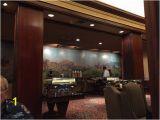 Wall Murals Calgary Mural On Wall Inside Rim Rock Restaurant Picture Of the Fairmont