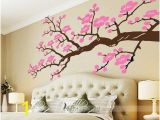 Wall Murals Cherry Blossom Cherry Blossom Branches Wall Stickers