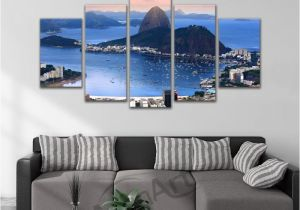 Wall Murals Cityscapes 2019 Wall Art Modern Canvas Painting the Picture for Home Decoration