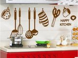 Wall Murals for A Kitchen Stickerskart Wall Stickers Wall Decals Stylish Kitchen Art 6017 60×45 Cms