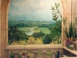 Wall Murals for Bathrooms Cottage Garden Murals