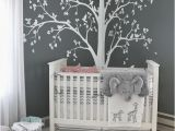 Wall Murals for Nursery Ideas Tree Decal Huge White Tree Wall Decal Stickers Corner