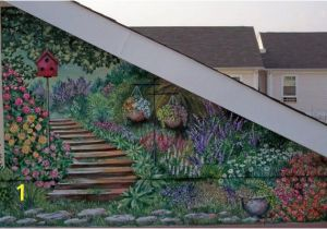 Wall Murals for Outdoor Use Exterior Wall Murals