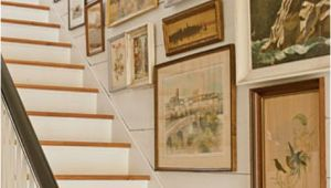 Wall Murals for Stairwell Adding Character Wood Plank Walls