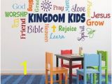 Wall Murals for Sunday School Rooms Impress them Your Children Church Wall Art
