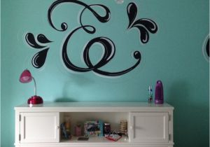 Wall Murals for Teens Bining Music and Paris to This Room