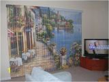 Wall Murals From Your Photos Custom Mural On Blinds Amy