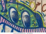 Wall Murals Graffiti Style Beautiful Street Art Graffiti Abstract Color Stock