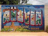 Wall Murals In Austin Tx Austin Mural at Roadhouse Relics