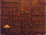 Wall Murals In Chennai Detail Of the Wall Mural In the Reception Picture Of Raj Palace