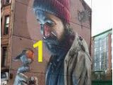 Wall Murals In Glasgow A Realistic Mural by Smug On the Streets Of Glasgow