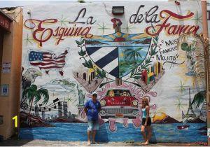 Wall Murals In Maryland Klein Kuba Little Havana Miami Reisebewertungen Tripadvisor