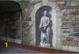 Wall Murals In Maryland No Niche In the Wall No Statue No Shadow Picture Of