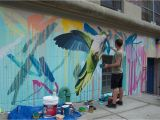Wall Murals In Nyc Geoffrey Carran Nyc Residency Dos Puentes