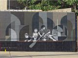 Wall Murals In Nyc Kids On Nyc Walls Part X Bk Foxx Joe Iurato with Logan Hicks
