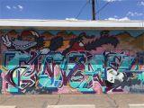 Wall Murals In Phoenix Melrose District Phoenix Az Wallart Urban Art