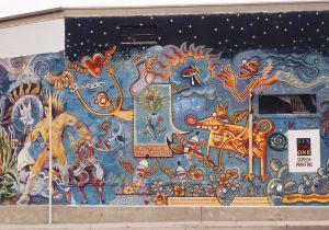 Wall Murals In San Antonio Robert Tatum