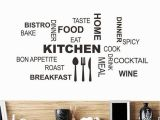 Wall Murals Inspirational Words 17 Kitchen Wall Art Sticker Kunuzmetals
