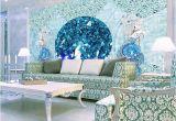 Wall Murals Made to Measure Europea Luxury 3d Stereoscopic Mermaid Wallpaper Murals Custom 3d