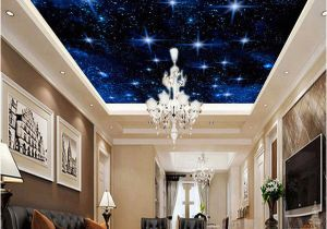 Wall Murals Night Sky Custom 3d Wall Murals Wallpaper for Living Room Kids Room