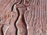 Wall Murals Of Amenhotep and Nefertiti 1320 Section 10 Akhenaten and Monotheism