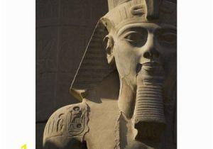 Wall Murals Of Amenhotep and Nefertiti Home
