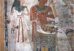 Wall Murals Of Amenhotep and Nefertiti Pin by Yola Dove On Beautiful Ancient Kemet Egypt