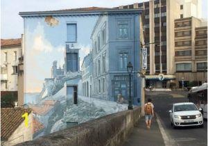 Wall Murals On Buildings How Angoulªme France Became A Street Art Capital Condé