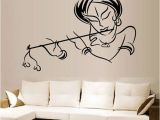 Wall Murals Online India Stickerskart Wall Stickers Krishna Modern Art 5709 50×70 Cms Buy