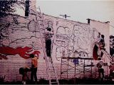 Wall Murals orlando Fl Champaign Urbana Illinois Earth Werx Garage 1979 Just before