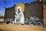 Wall Murals Phoenix Az Jesus Saves by Francisco Enuf Garcia 15th Ave & Fillmore