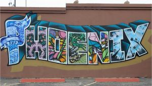 Wall Murals Phoenix Az Phoenix Murals Turn Immigration Controversy Into Latino