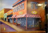 Wall Murals Raleigh Nc Mural On Wall Inside Picture Of Anna S Pizzeria Apex