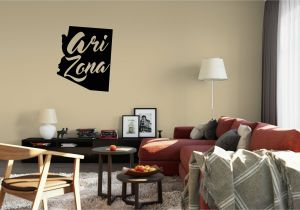 Wall Murals Removable Vinyl Arizona Wall Decal Small & Removable Vinyl Wall