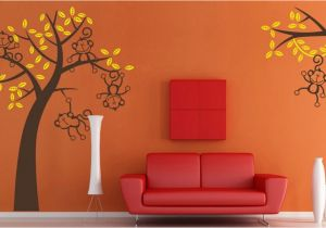 Wall Murals Removable Vinyl Diy Large Tree Branch Wall Decor Removable Vinyl Decal Home Sticker Art Diy Vinilos Paredes Stickers Mural Baby Wall Tattoo D822