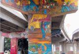 Wall Murals San Diego Chicano Park Barrio Logan San Diego California