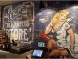 Wall Murals San Diego Wall Decorations at Flour & Barley Picture Of Flour & Barley San